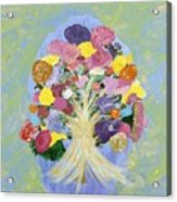 Bouquet Today Acrylic Print