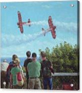 Bournemouth Air Festival Acrylic Print
