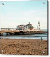 Bournemouth Pier No 2 Acrylic Print