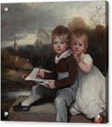 Bowden Children Acrylic Print