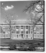 Bowling Green State University Hall Acrylic Print