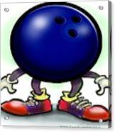 Bowling Acrylic Print
