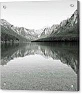 Bowman Lake - Glacier National Park 2 Acrylic Print