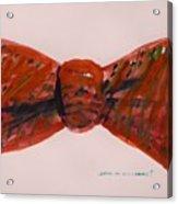 Bowtie 1 Acrylic Print