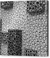 Box  Circles Squared 2 Acrylic Print
