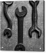 Box Wrench Acrylic Print