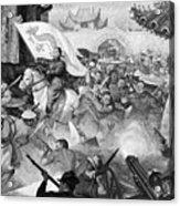Boxer Rebellion Acrylic Print