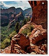 Boynton Canyon 08-160 Acrylic Print