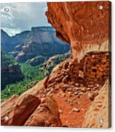 Boynton Canyon 08-174 Acrylic Print