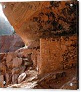 Boynton Canyon Ruins Acrylic Print
