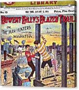 Boys Magazine, 1906 Acrylic Print