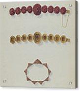 Bracelet Acrylic Print