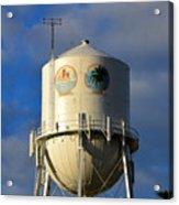 Bradenton Water Tower  Acrylic Print