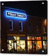 Brady District Acrylic Print