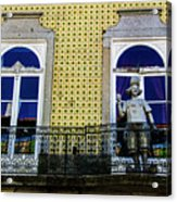 Braga Balcony Acrylic Print