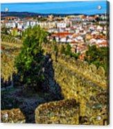 Braganca Citadel Acrylic Print
