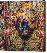 Braganca's Painted Ceiling Acrylic Print