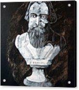 Brahms Acrylic Print