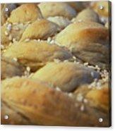 Braided Bread Acrylic Print