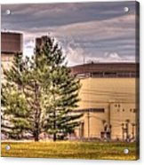 Braidwood Reactor 1 Acrylic Print