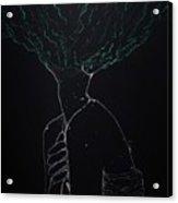 Brain Storm Acrylic Print