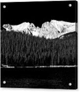 Brainard Lake - Indian Peaks Acrylic Print