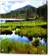 Brainard Lake Rocky Mountain National Park Acrylic Print