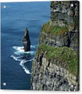 Brananmore Cliffs Of Moher Ireland Acrylic Print