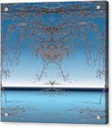 Branching Outward Acrylic Print