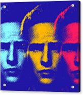 Brando Triple  Acrylic Print