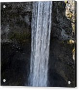 Brandywine Falls Whistler Acrylic Print