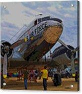 Branson Airshow 2009 Acrylic Print
