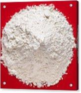 Bread Flour Acrylic Print