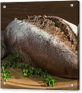 Bread With Spice Acrylic Print