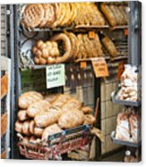 Breads For Sale Acrylic Print