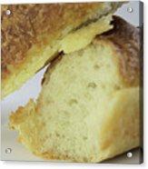 Break Bread Acrylic Print