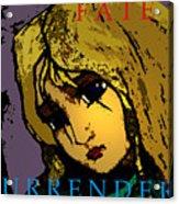 Break The Spell Acrylic Print