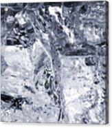 Breakdown Bw Acrylic Print