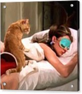 Breakfast At Tiffany's 4 Acrylic Print