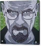 Breaking Bad, Walter White Acrylic Print
