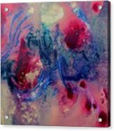 Breaking Out Acrylic Print