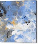 Breaking Storm Acrylic Print