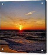 Breaking The Horizon 2 412 Acrylic Print