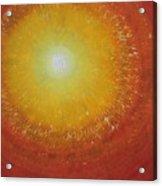 Breakthrough Original Painting Acrylic Print