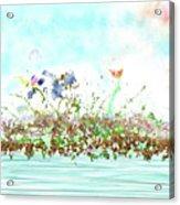 Breath Of Fresh Air Acrylic Print