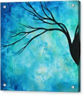 Breathless 1 By Madart Acrylic Print