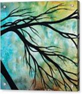 Breathless 2 By Madart Acrylic Print