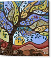 Breeze Among The Branches Acrylic Print