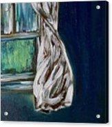 Breezy Dancer Acrylic Print by Sheila Tajima