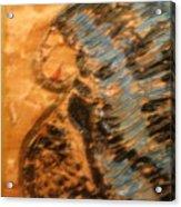 Brenda -tile Acrylic Print